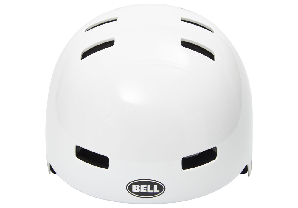 bell local bmx helmet white online kaufen. Black Bedroom Furniture Sets. Home Design Ideas